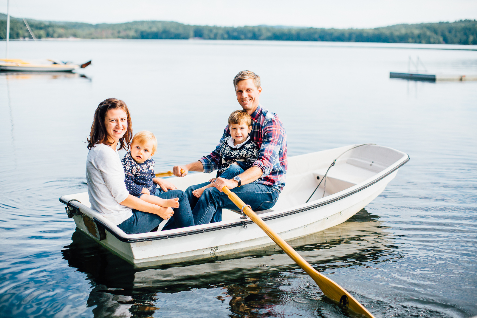 maine family photographer, panther pond, freeport maine family photographer, maine photographer