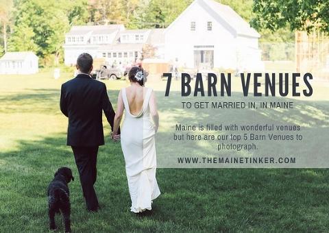 Maine Wedding Venues.7 Barn Venues We Love In Maine Maine Barn Venues Maine Wedding