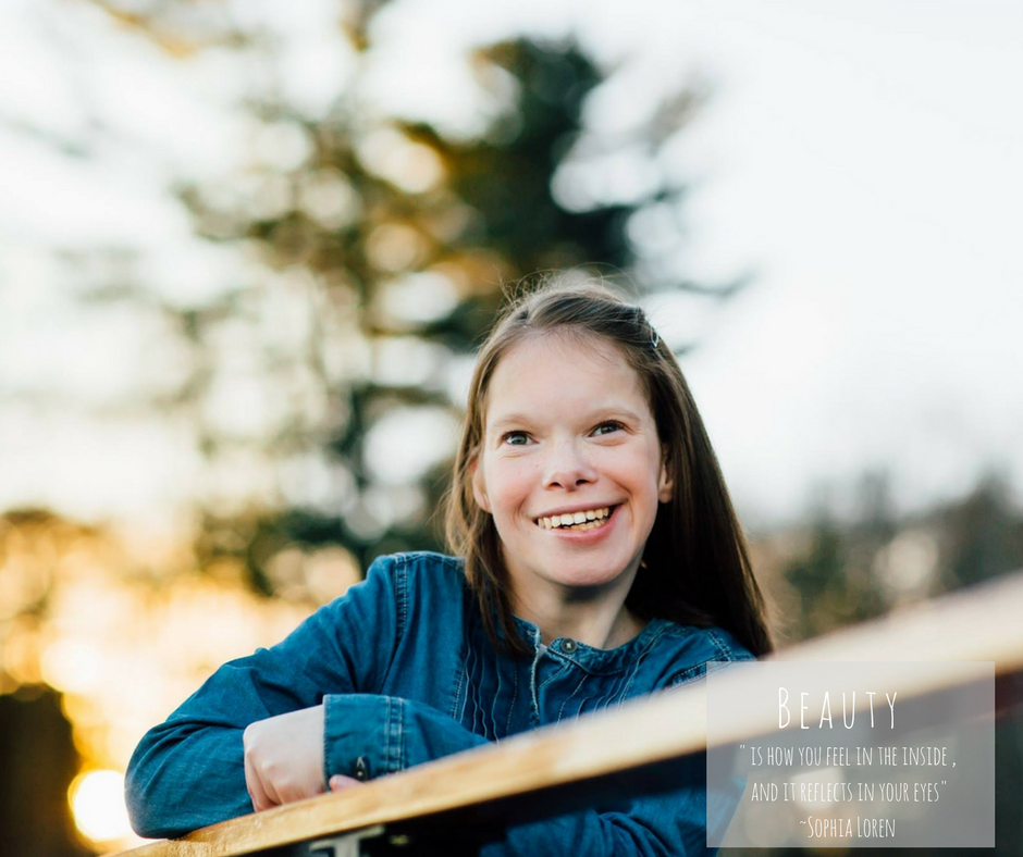 Beauty, Maine Special education, maine special education photographer, special education senior photographer, special education family photographer
