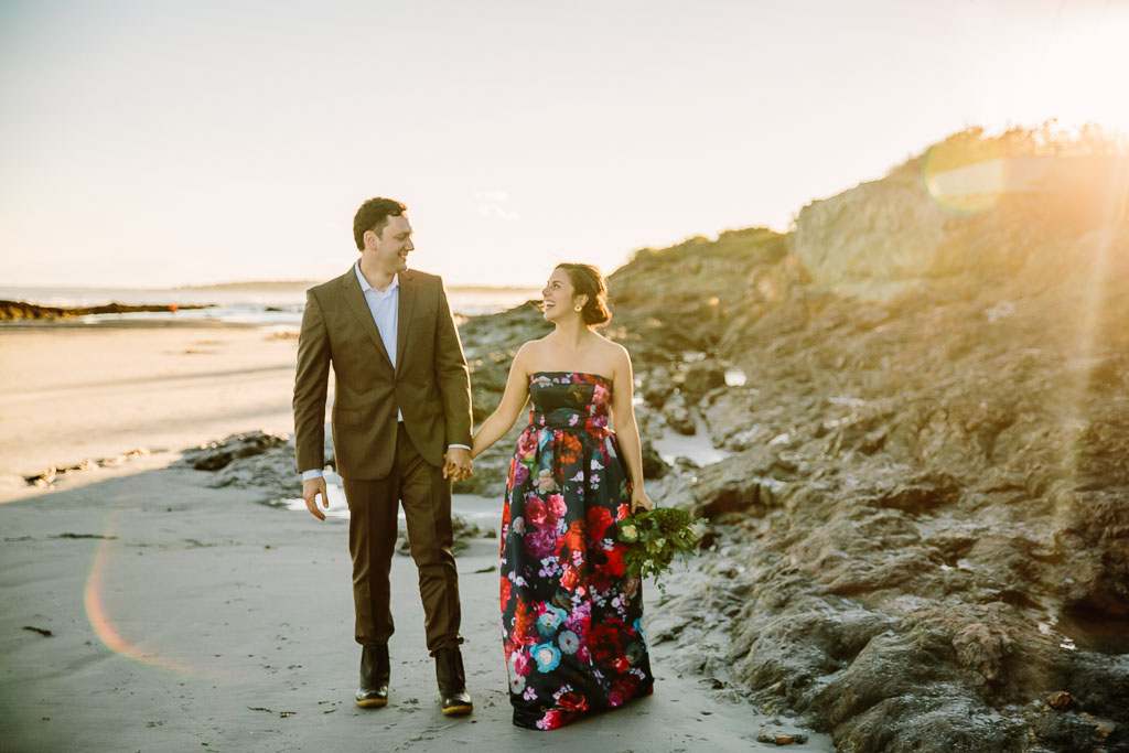 Ali Eliav Intimate And Colorful Fall Wedding At Higgins