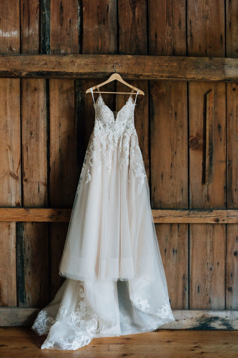 Molly & Patrick's Elegant Wedding at The Barn on Walnut Hill